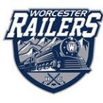 Worcester Railers HC Logo