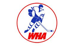 World Hockey Association (WHA) logo