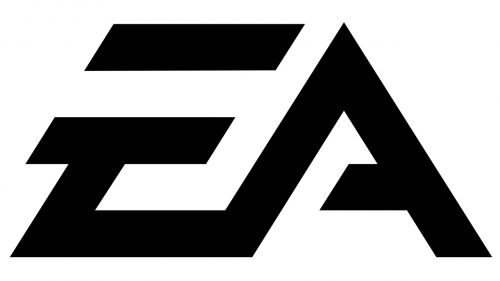 electronic arts old logo