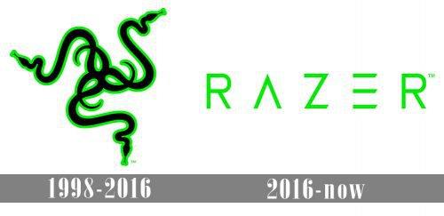 razer logo history