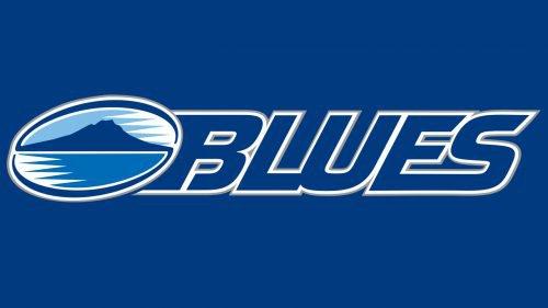 Blues logo rugby
