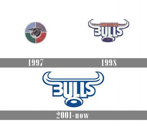 Bulls logo history
