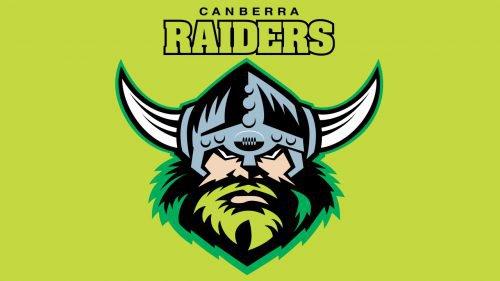 Canberra Raiders rugby logo
