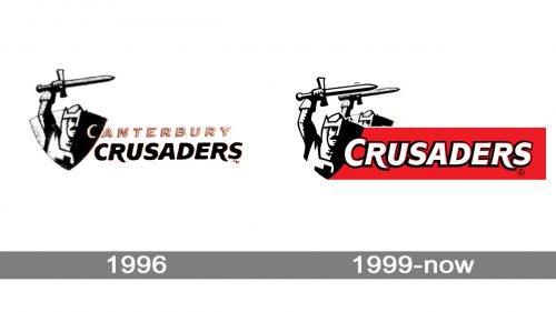 Crusaders logo history