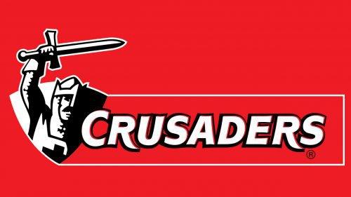Crusaders logo rugby