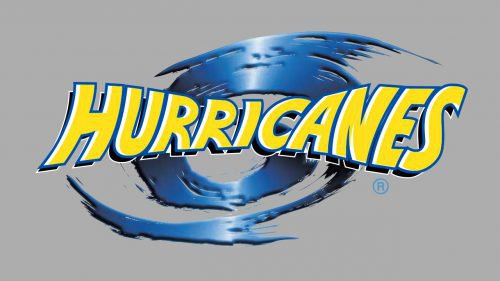 Hurricanes logo rugby