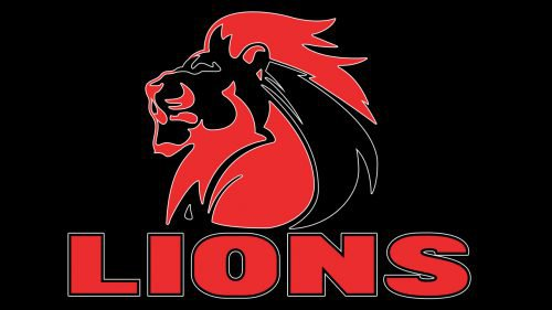 Lions logo rugby