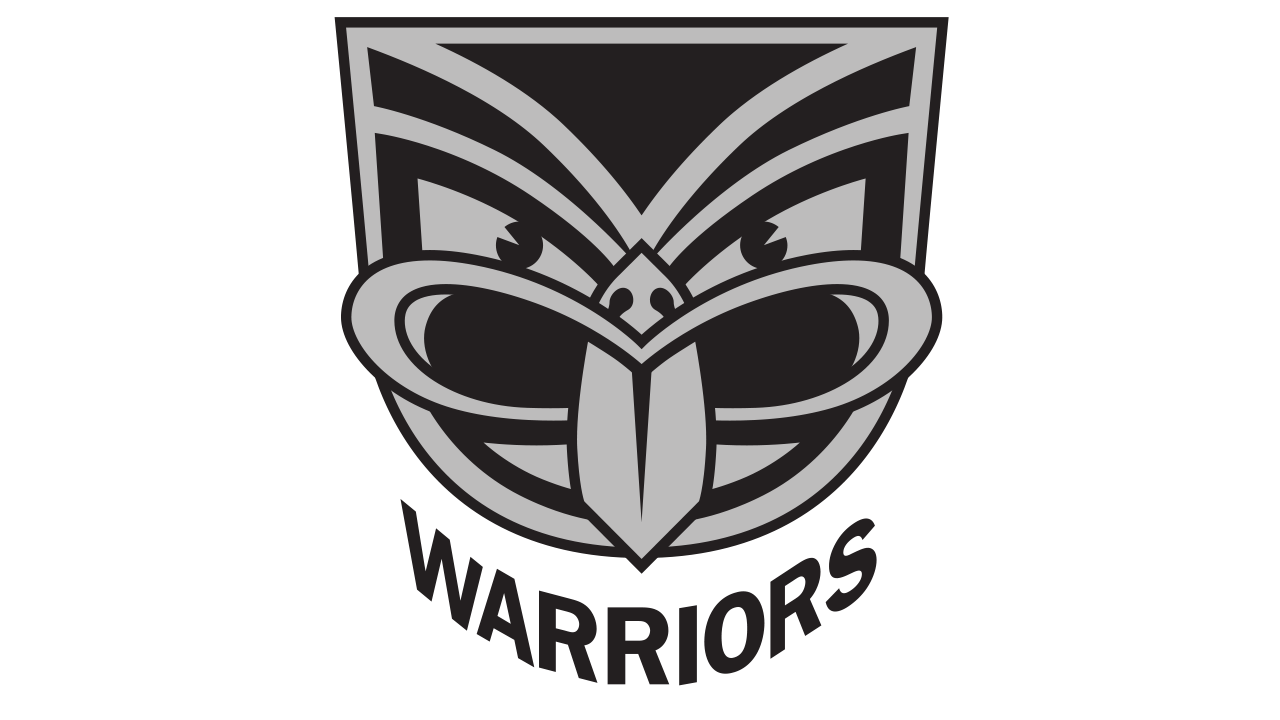 New Zealand Warriors Logo Evolution