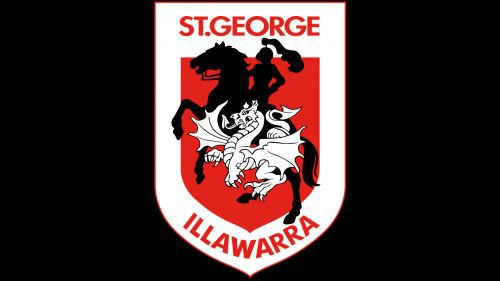 St. George Illawarra Dragons emblem