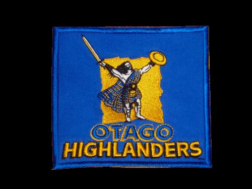 The Otago Highlanders first logo