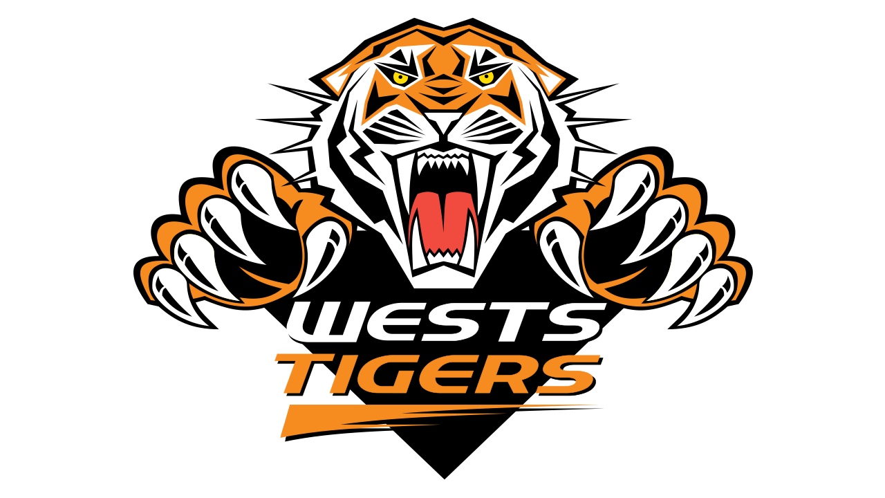 wests tigers logo evolution history and meaning wests tigers logo evolution history