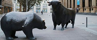 A History Of The Bull And Bear In Finance