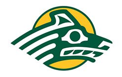 Alaska Anchorage Seawolves Logo