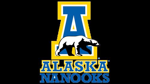 Alaska Nanooks Logo