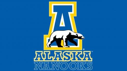 Alaska Nanooks emblem
