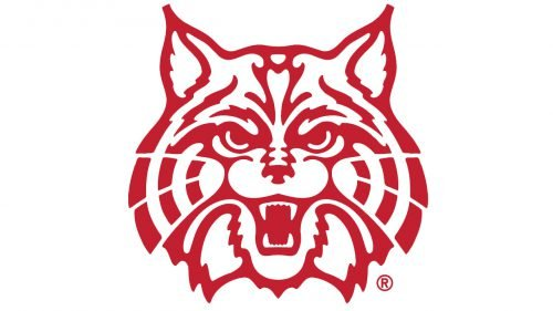 Arizona Wildcats logo secondary