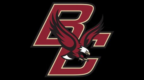 Boston College Eagles emblem