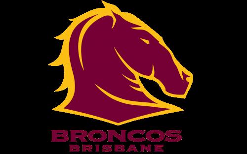 Brisbane Broncos Logo 2000