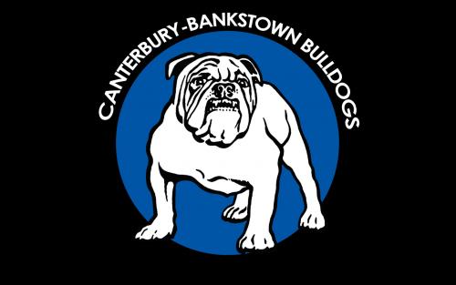 Canterbury Bankstown Bulldogs Logo 1978