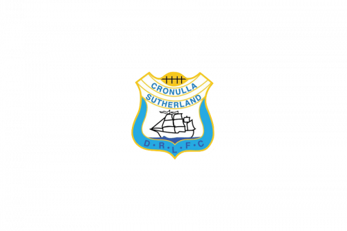 Cronulla Sutherland Sharks Logo 1967