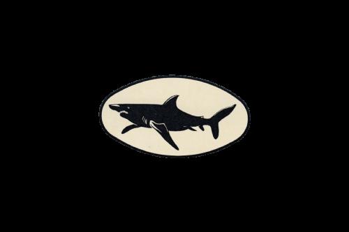 Cronulla Sutherland Sharks Logo 1968
