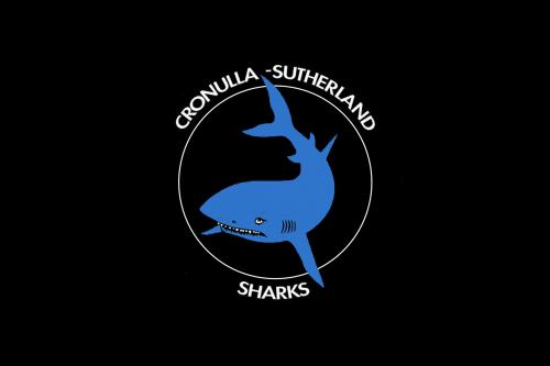 Cronulla Sutherland Sharks Logo 1978