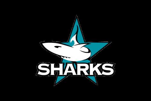 Cronulla Sutherland Sharks Logo 1998