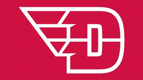 Dayton Flyers football logo
