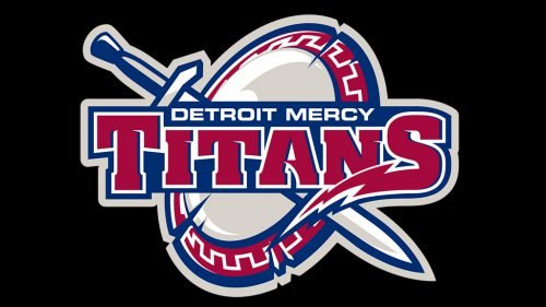 Detroit Titans basketball logo