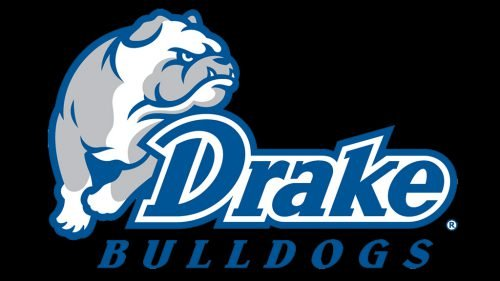 Drake Bulldogs football logo