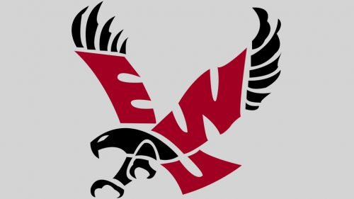 Eastern Washington Eagles basketball logo