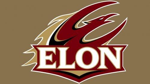 Elon Phoenix baseball logo