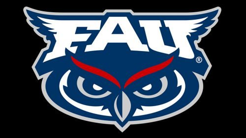 Florida Atlantic Owls baseball logo