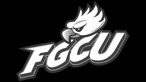 Florida Gulf Coast Eagles soccer logo