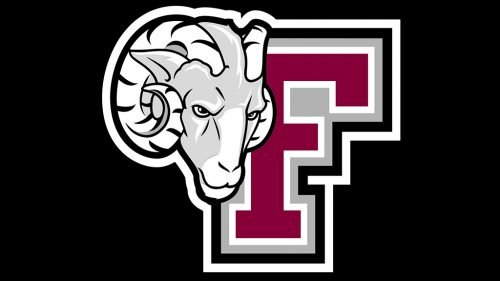 Fordham Rams basketball logo