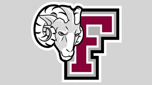 Fordham Rams football logo