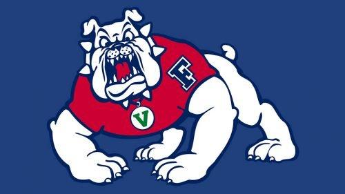 Fresno State Bulldogs basketball logo