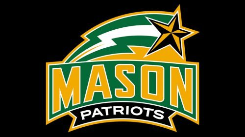 George Mason Patriots basketball logo