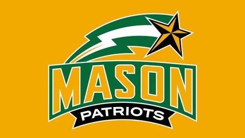 George Mason Patriots soccer logo