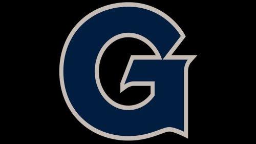Georgetown Hoyas baseball logo