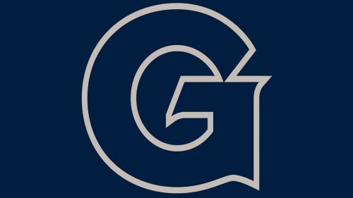 Georgetown Hoyas football logo