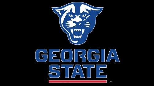 Georgia State Panthers baseball logo