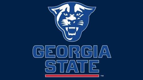 Georgia State Panthers basketball logo
