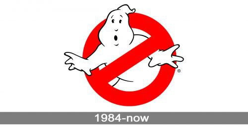Ghostbusters Logo history