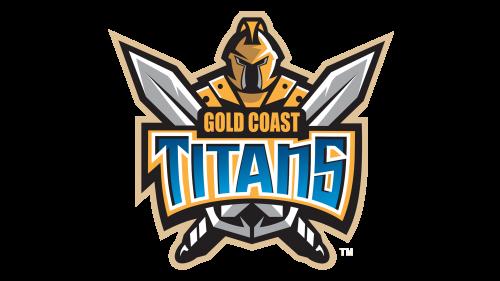 Gold Coast Titans Logo 2007