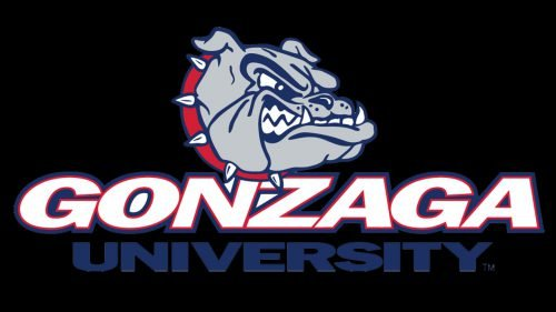 Gonzaga Bulldogs basketball logo