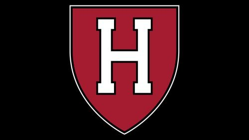 Harvard Crimson basketball logo