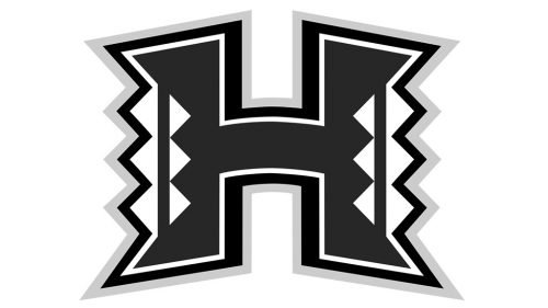 Hawaii Warriors baseball logo
