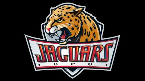 IUPUI Jaguars basketball logo