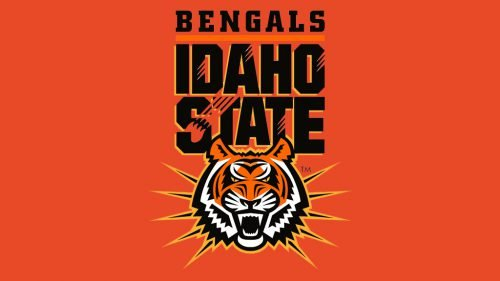 Idaho State Bengals football logo